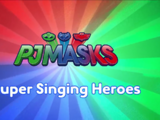 Super Singing Heroes/Gallery