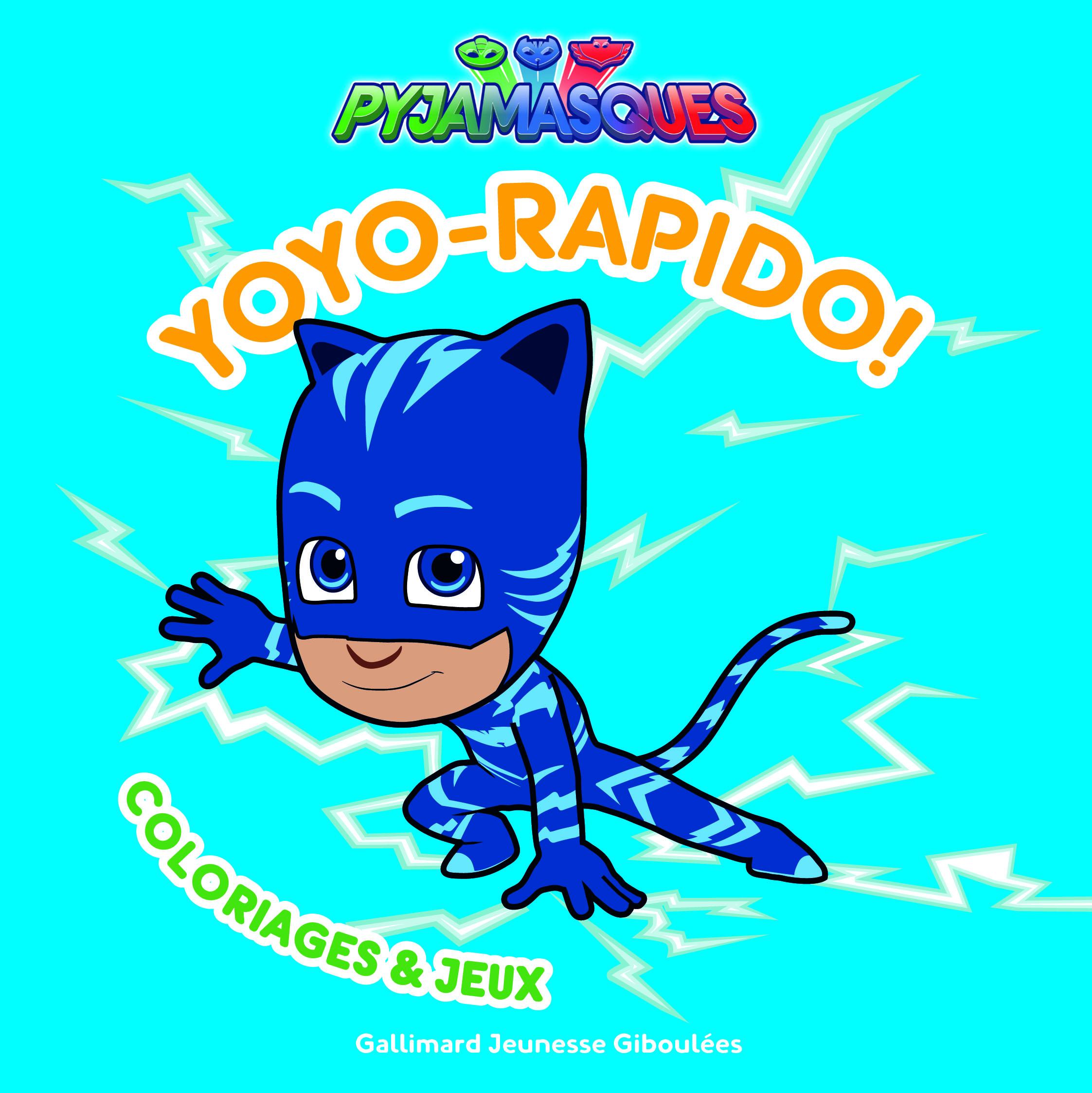 Yoyo-Rapido Coloriages & Jeux