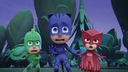 PJ Masks worried
