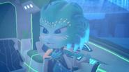 Octobella in the Gekko-Mobile 1