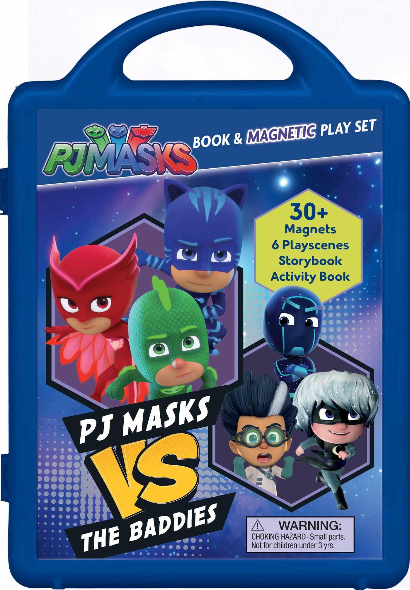 PJ Masks Vs. the Baddies