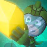 Gekko grabs the crystal.PNG