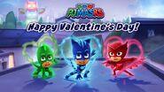 PJ Masks Valentines hearts
