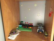 LEGO Wolfy Den