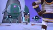 ByMyPharaohFeathersRomeoRobot2