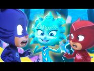 Octobella! ⭐️ Halloween Special - Newton Star, Motsuki, An Yu NEW Characters - PJ Masks Official