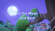 To the Moon and Back Title Card