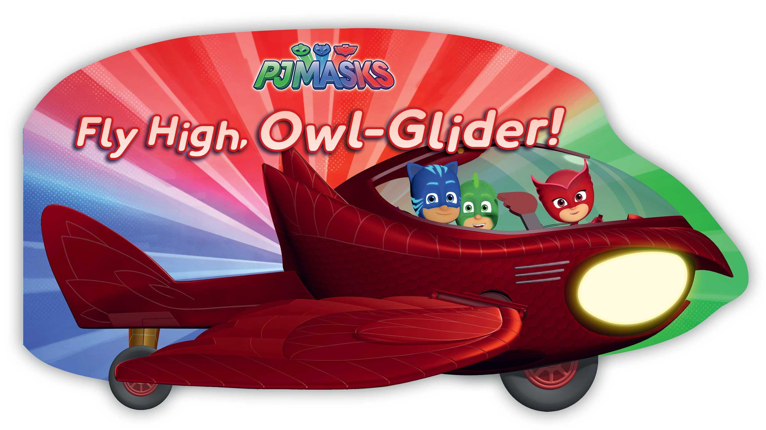 Fly High, Owl-Glider!