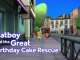 Catboy and the Great Birthday Cake Rescue/Quotes