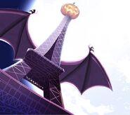 Halloween 🎃 Eiffel Tower