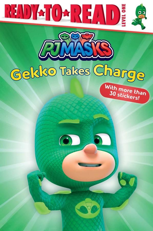 Gekko Takes Charge (book)