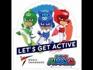 """Let's Get Active with PJ Masks"" Campaign l Official Trailer"