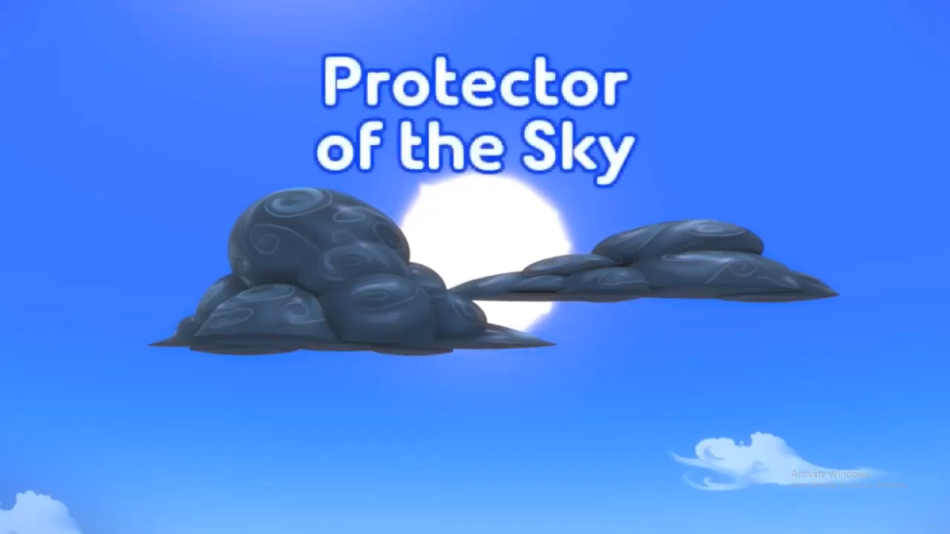 Protector of the Sky