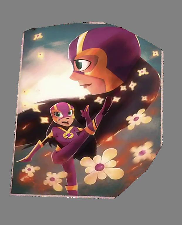 Flossy Flash