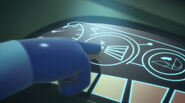 Night Ninja presses the Gecko Mobile's turbo button