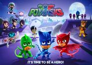 PJ Masks Season 2 Promotional Poster 1