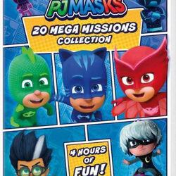 PJ Masks: 20 Mega Missions Collection