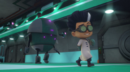 RomeosSpaceMachineRomeoRobot1