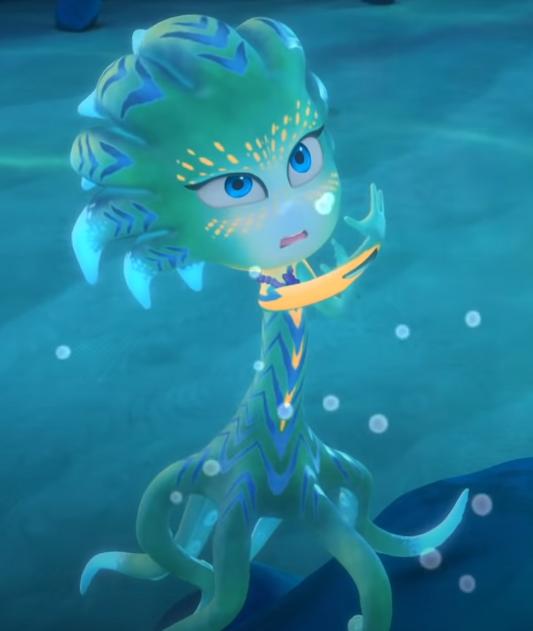 Octobella (character)