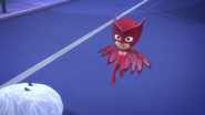 Surprised Owlette