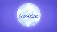 Aerodylan Title Card