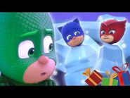 Gekko's Nice Ice Plan ❄️ 24-7 Christmas Full Episodes ❄️ PJ Masks Official