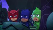 PJ Masks spying