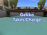 Gekko Takes Charge