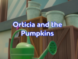 Orticia and the Pumpkins