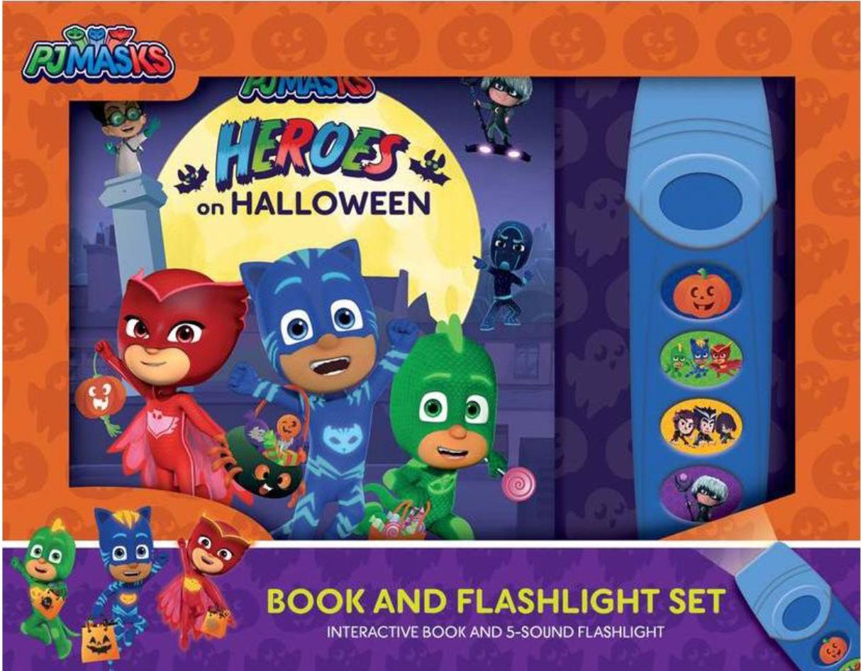 PJ Masks: Heroes on Halloween