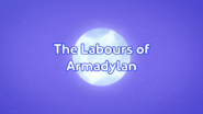 The Labours of Armadylan Title Card