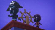 Pirate Night Ninja and Ninjalino