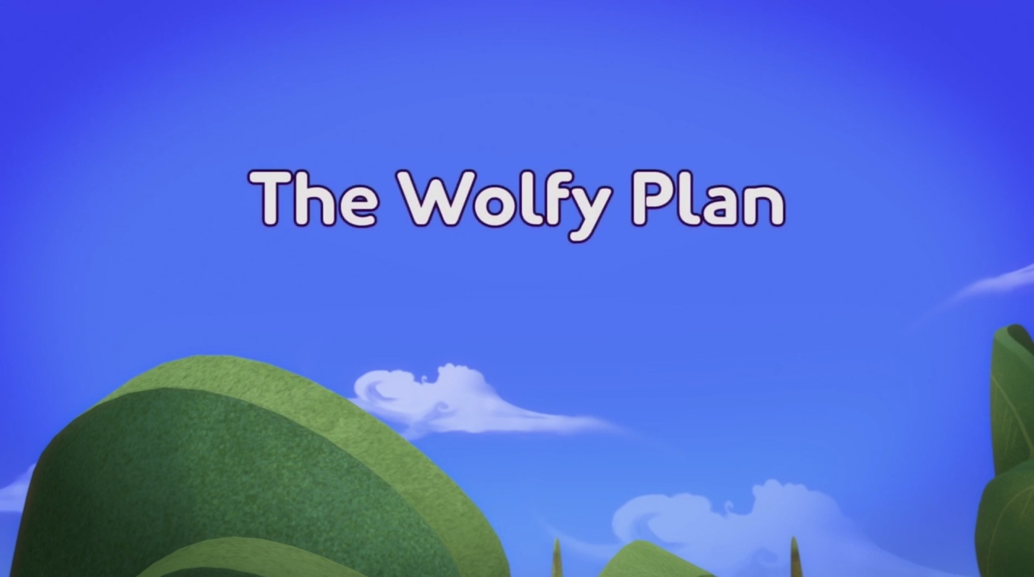 The Wolfy Plan