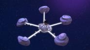 Newton with asteroids