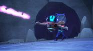 PJ Robot sacrifices himself for Catboy