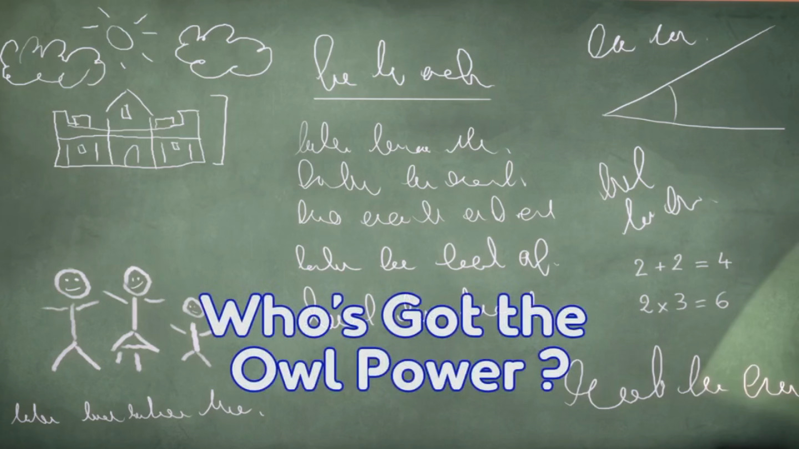 Who's Got the Owl Power?