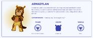 Armadylan's hero profile