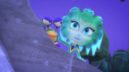 Octobella and Percival spying