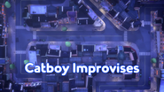 Catboy Improvises