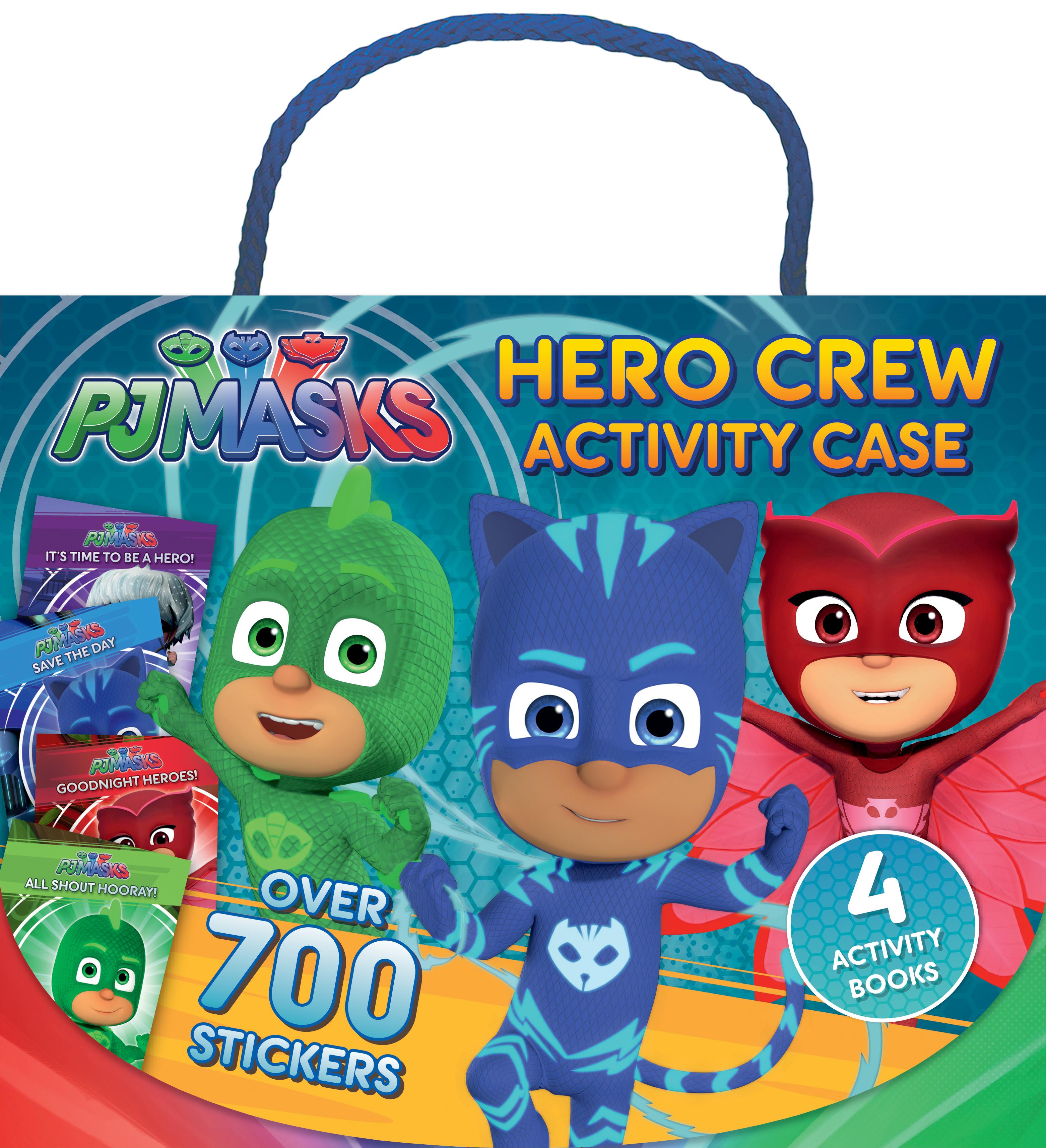 PJ Masks Hero Crew Activity