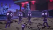 Shocked ninjalinos