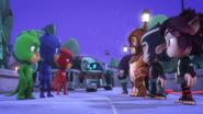 PJ Masks, Armadylan and Wolfy Kids