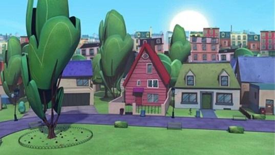PJ Masks' Neighborhood