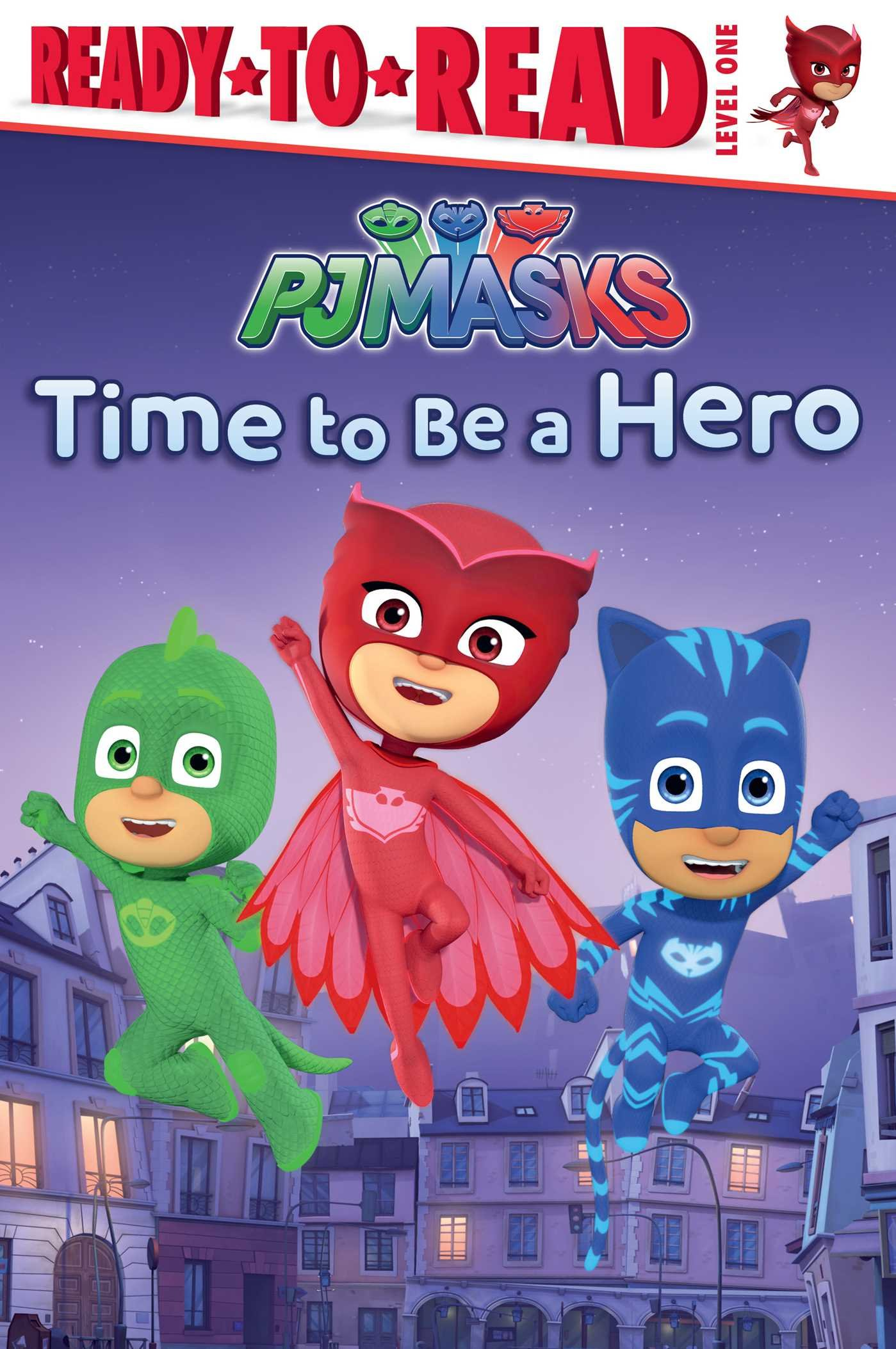 Time to Be a Hero (book)