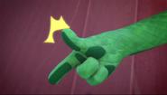 Gekko finger snaps