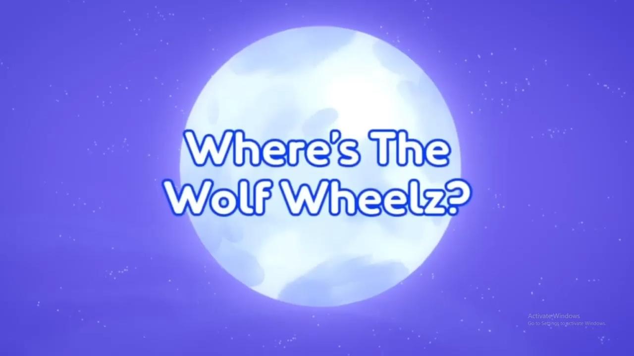 Where's The Wolf Wheelz?
