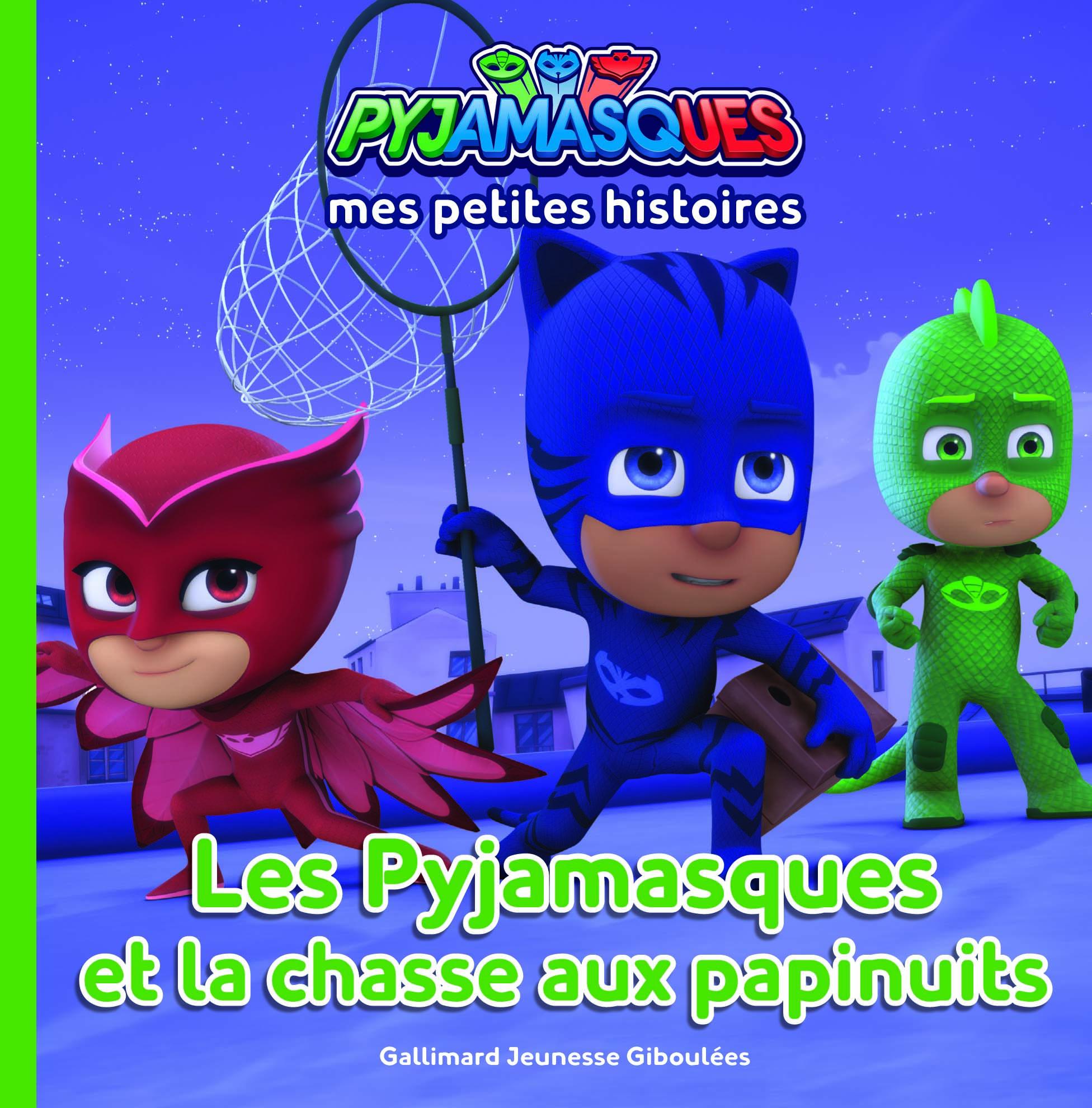 Les Pyjamasques et la chasse aux papinuits