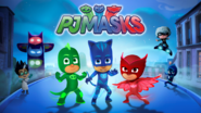 PJ Masks Season 1 Promotional Poster 1