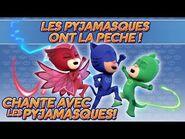 Pyjamasque - ♪♪ Les Pyjamasque ont la pêche! ♪♪ (Chante avec les Pyjamasque !) - Dessin Animé -47