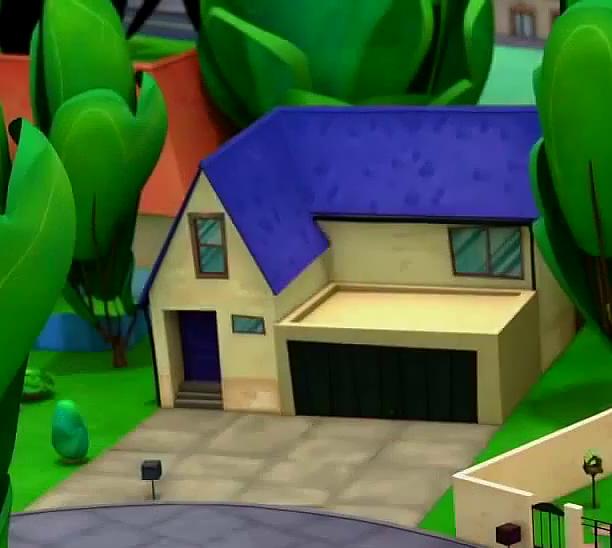 Connor's House (Cartoon Continuity)